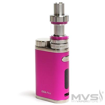 Ismoka Eleaf Istick Pico 75w Melo 3 Mini Kit Hot Pink