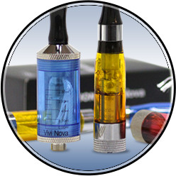 Clean Up Your E-Cig Refill Cartridges & Wrappers